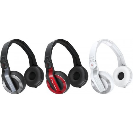 Pioneer HDJ-500 ( black, white, red)