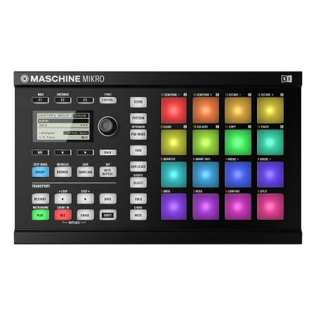Native Instruments Maschine Mikro Mk II
