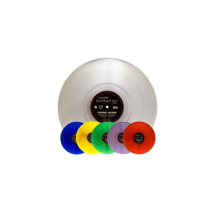 Rane Vinyl SSL (black,white,red,blue,green,purple)