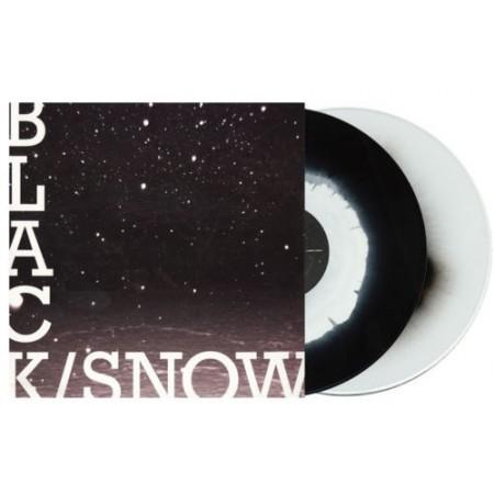 Serato Vinyl (Black Snow)