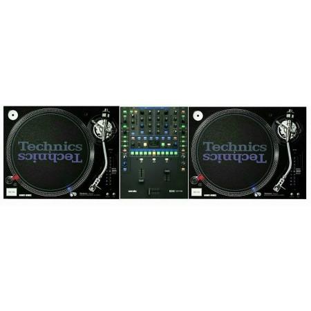 Technics SL 1210 MK5 + Rane 62