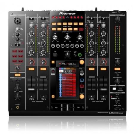 Pioneer CDJ-2000 nexus + Pioneer DJM-2000 nexus