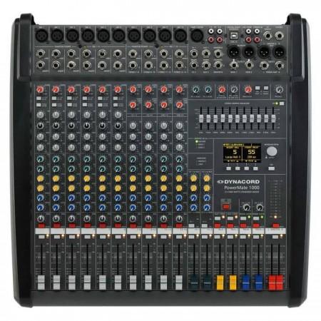 Dynacord PowerMate 1000 (6,10,16 каналов)