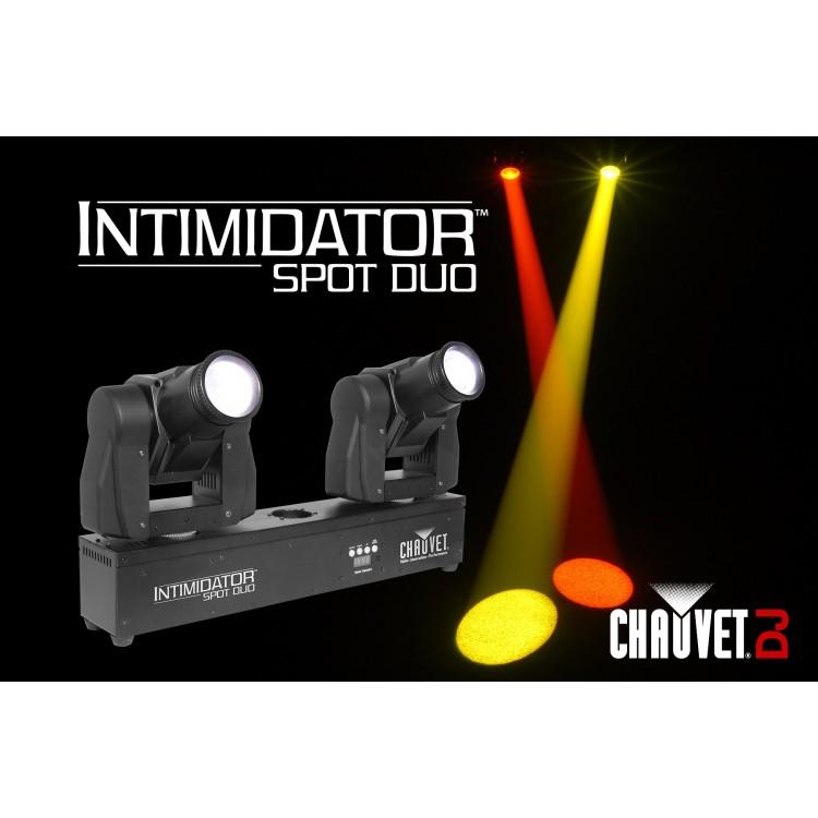 Chauvet-DJ Intimidator Spot Duo