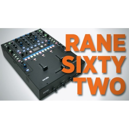 RANE-62 (performance mixer)