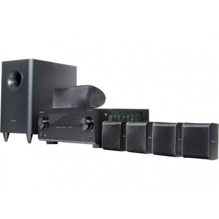 Channel Home Theater  Pioneer HTP-072